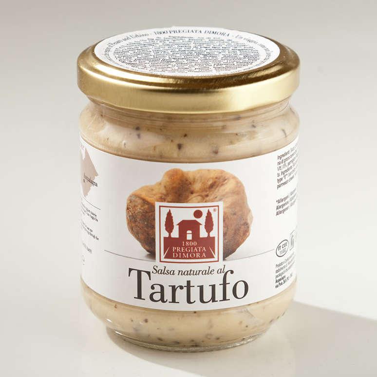 Salsa naturale al tartufo