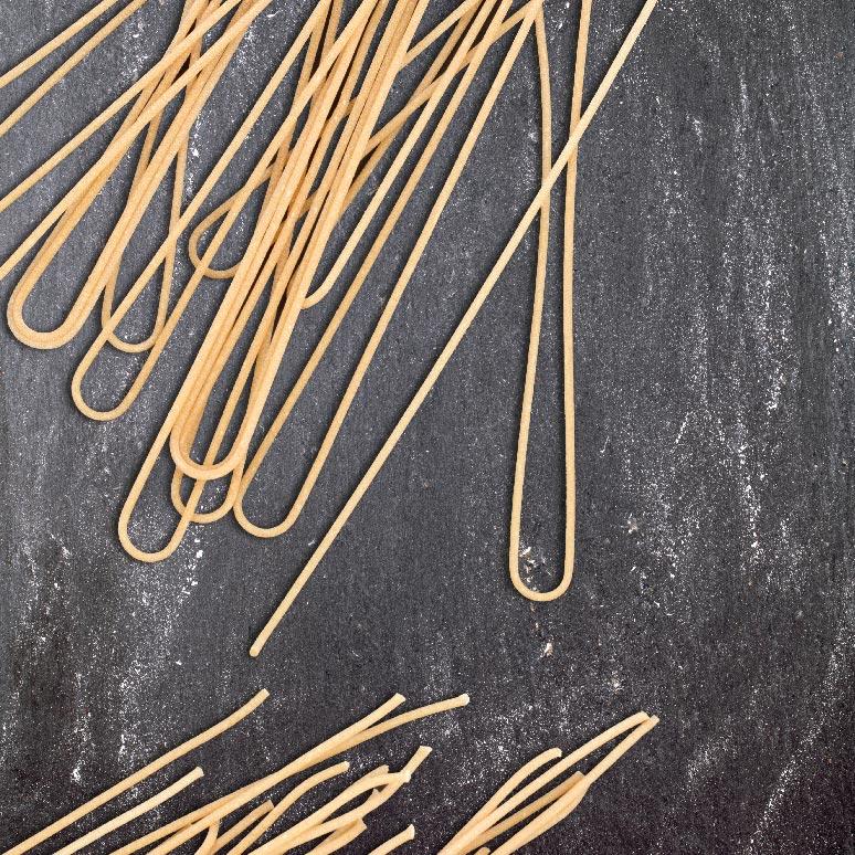 Spaghetti al farro