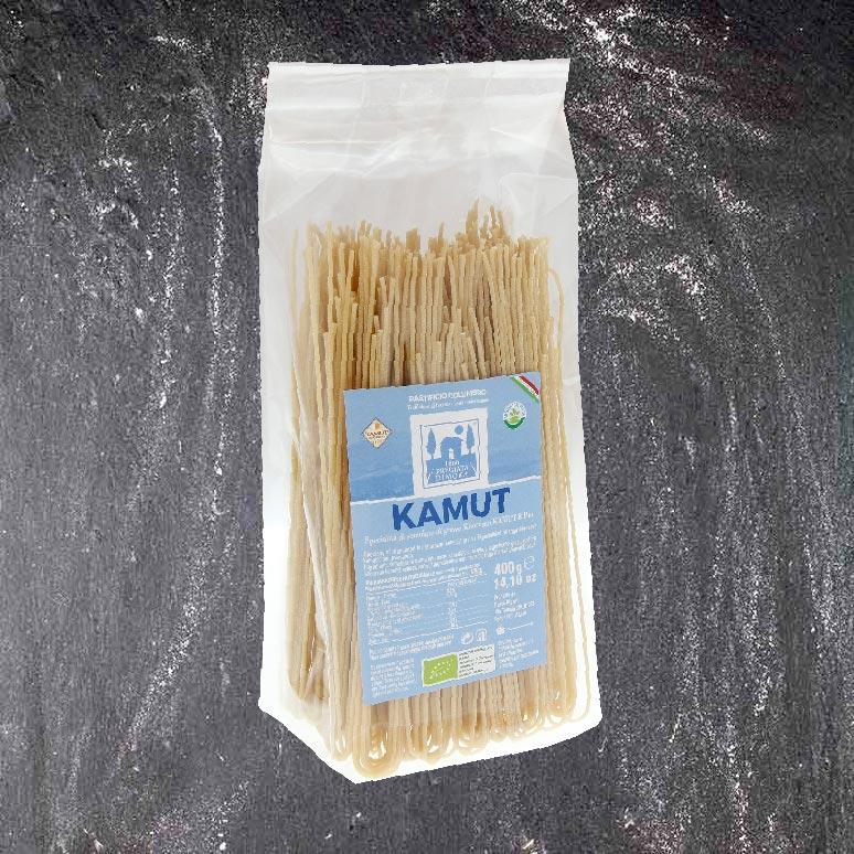 Spaghetti al Kamut